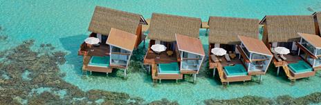 Luxury Ocean Villas at Kandolhu Maldives