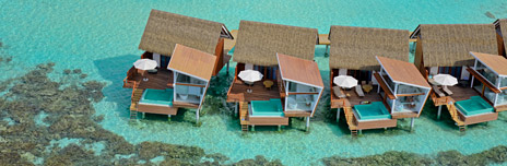 Luxury Ocean Villas at Kandolhu Maldives